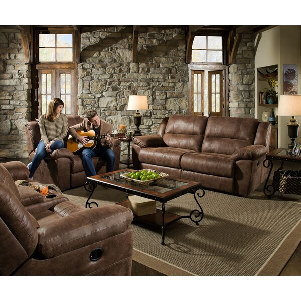 Umberger Reclining Configurable Living Room Set by Loon Peak