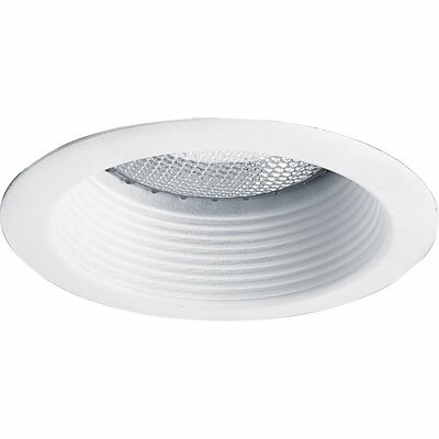 Shallow Baffle 4.6 Recessed Trim by Progress Lighting