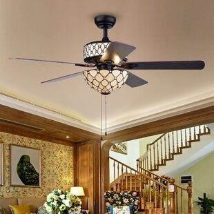 Best Choices 52 Dade 5 Blade Ceiling Fan By August Grove