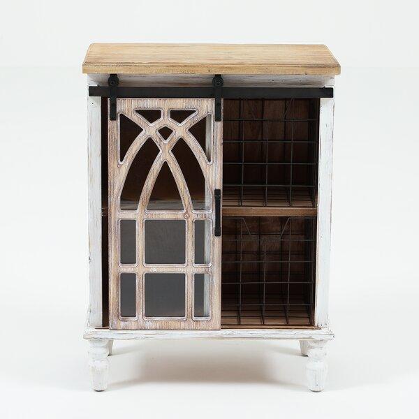 Telma 1 Door Accent Cabinet by Gracie Oaks Gracie Oaks