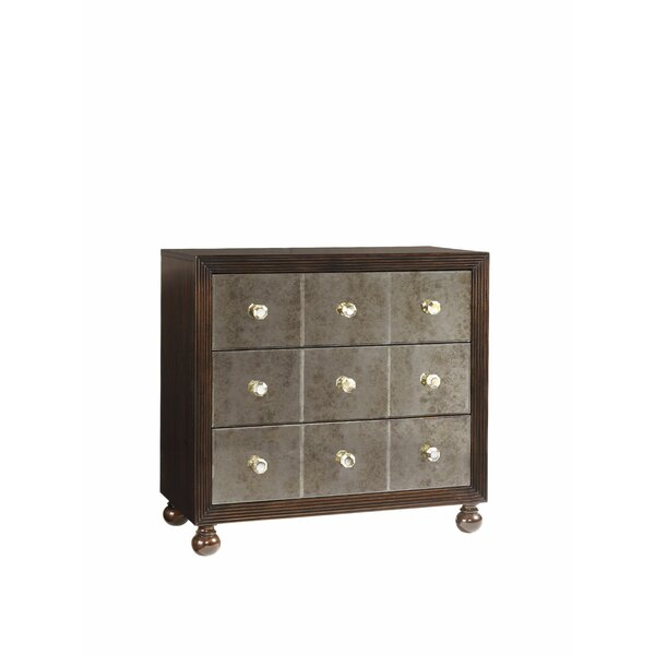 Royal Kahala 3 Drawer Bachelor's Chest by Tommy Bahama Home Tommy Bahama Home