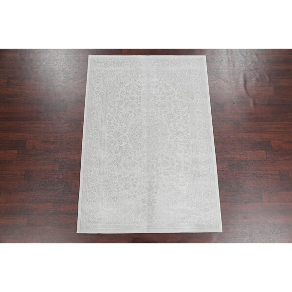 Remerton Gray Area Rug by Ophelia & Co.