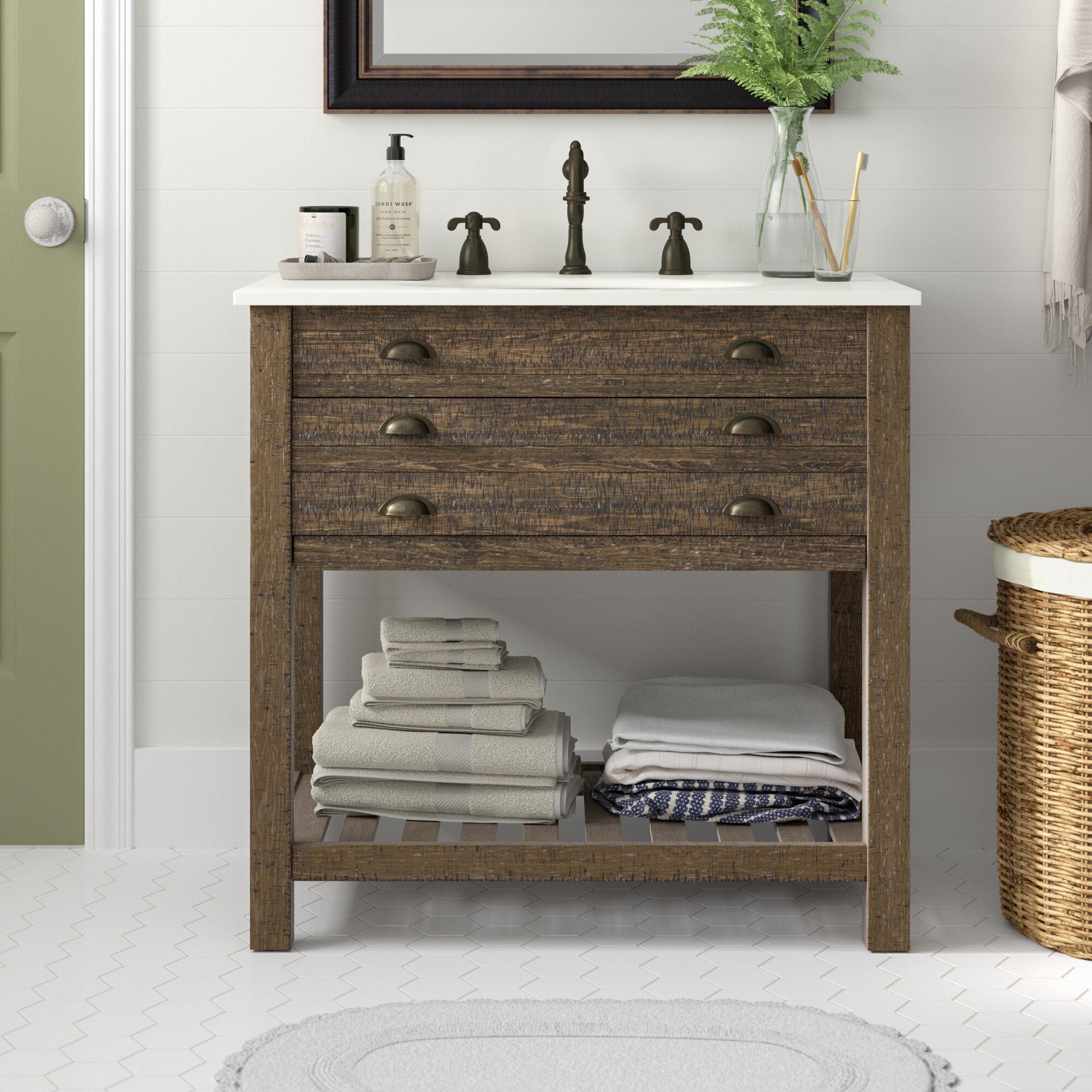 Farmingdale 36 Single Bathroom Vanity