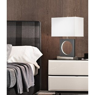 Best Reviews Lilac 25 Table Lamp By Wrought Studio