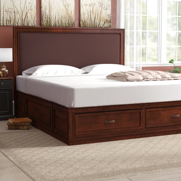 Myra King Upholstered  Storage Platform Bed by Darby Home Co