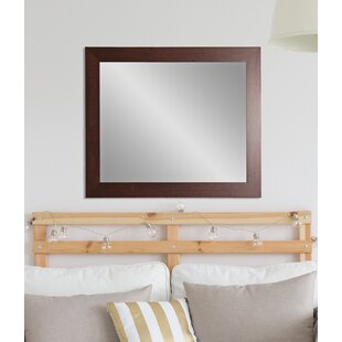 Compare Coshocton Vanity Wall Mirror By Winston Porter