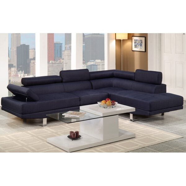 Sophia Sectional By A&J Homes Studio