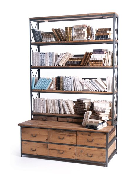 Ultimate Etagere Bookcase by Loon Peak