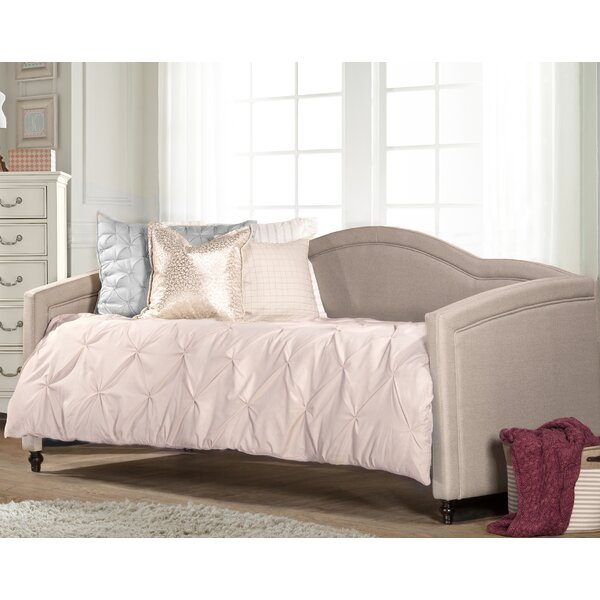 Delmer Upholstered Daybed by Willa Arlo Interiors