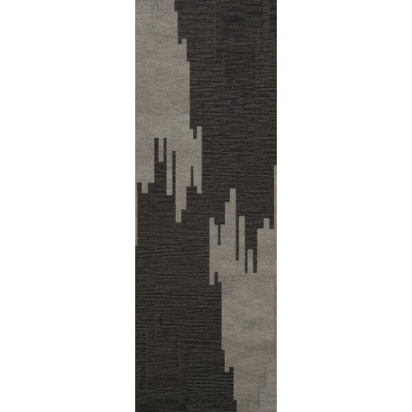 Hasse Tufted Wool Chinchilla Rug