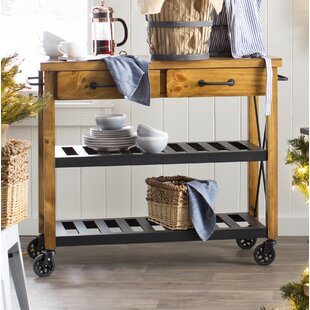 Chamberlin Kitchen Cart ByTrent Austin Design