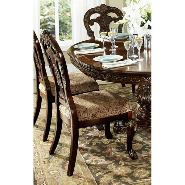 Winon Upholstered Dining Chair (Set of 2) by Astoria Grand