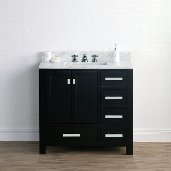 Clayton 36 Single Bathroom Vanity Set by Ebern Designs