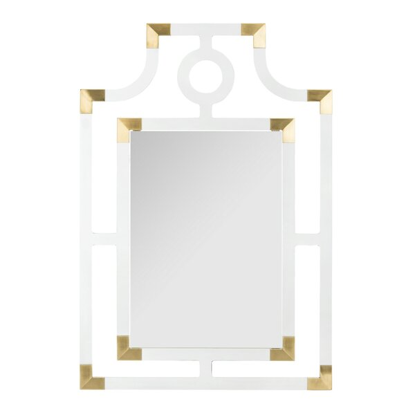 Rectangle Acrylic Wall Mirror by Everly Quinn