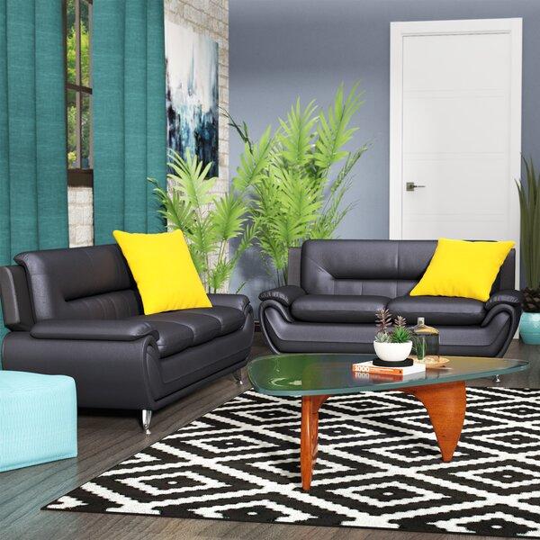 Hawking 2 Piece Living Room Set by Zipcode Design