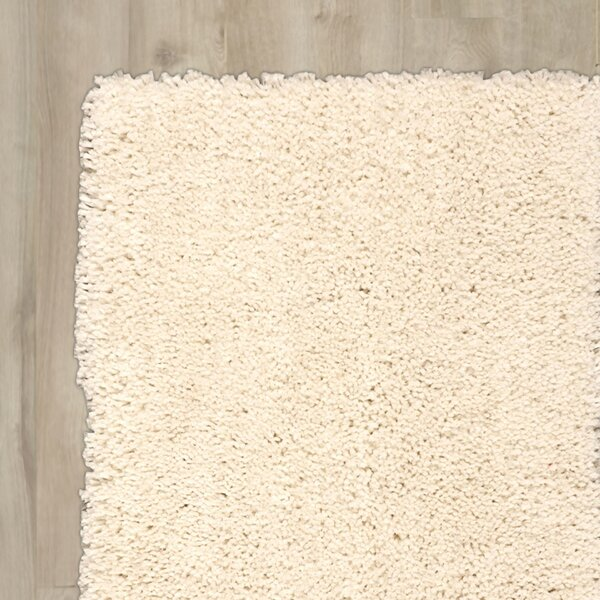 Lexington Avenue Hand-Tufted Ivory Area Rug by Wrought Studio