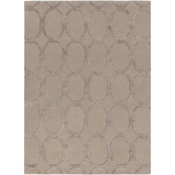 Modern Classics Taupe Rug by Candice Olson Rugs