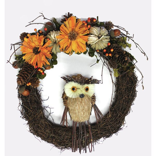 Fall 16 Wreath by August Grove