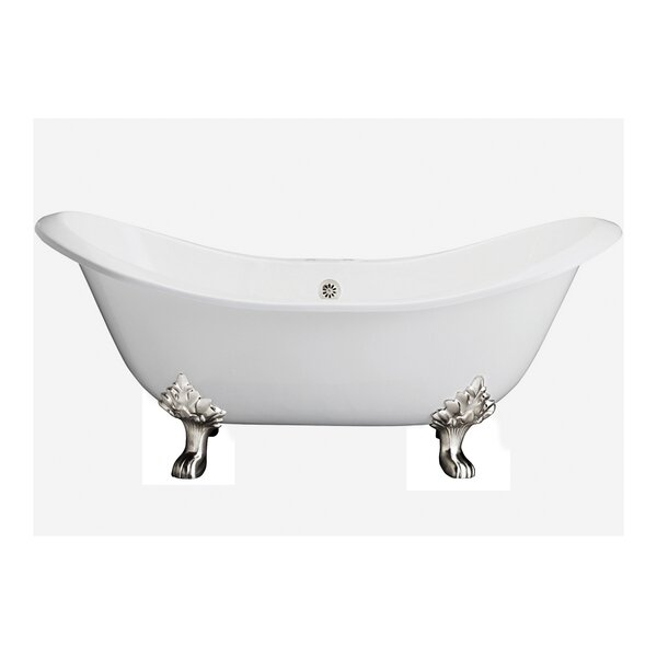 71 x 31 Freestanding Soaking Bathtub by Cahaba Classics
