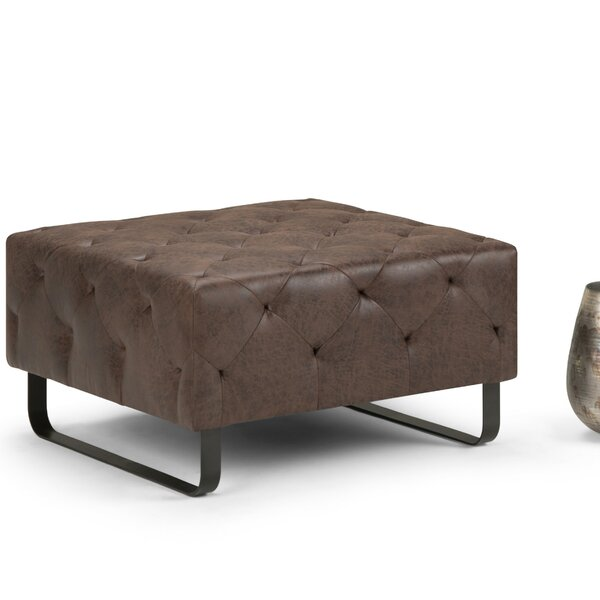 Square Coffee Table by Trent Austin Design