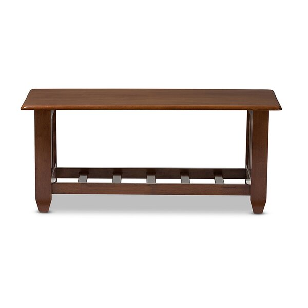 Rhone Modern Classic Coffee Table By World Menagerie