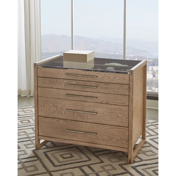 Sturminster Floating 5 Drawer Dresser by Corrigan Studio
