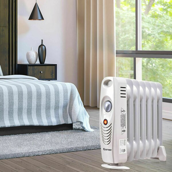 1500 Watt Electric Convection Radiator Heater By Setemi