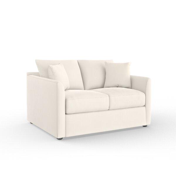 Peyton Loveseat by Wayfair Custom Upholstery™