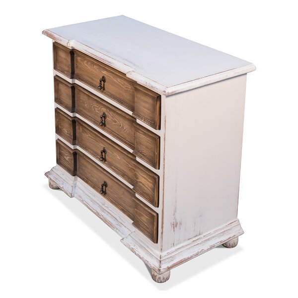Charan 4 Drawer Accent Chest