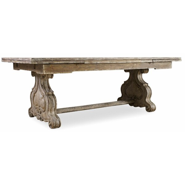 Chatelet Extendable Dining Table by Hooker Furniture Hooker Furniture