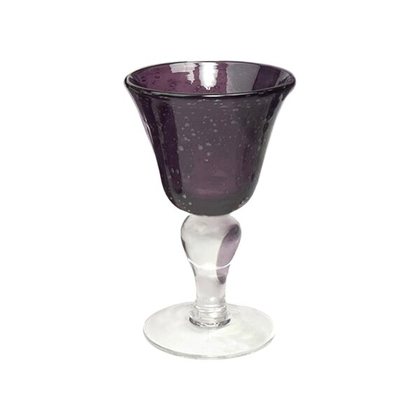 Candis 8 Oz. Goblet (Set of 4) by Beachcrest Home
