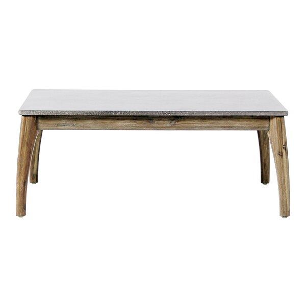 Explorer Wings Wooden Coffee Table by Seasonal Living