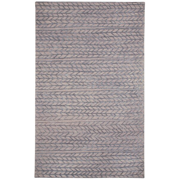 Spear Violet Area Rug by Capel Rugs