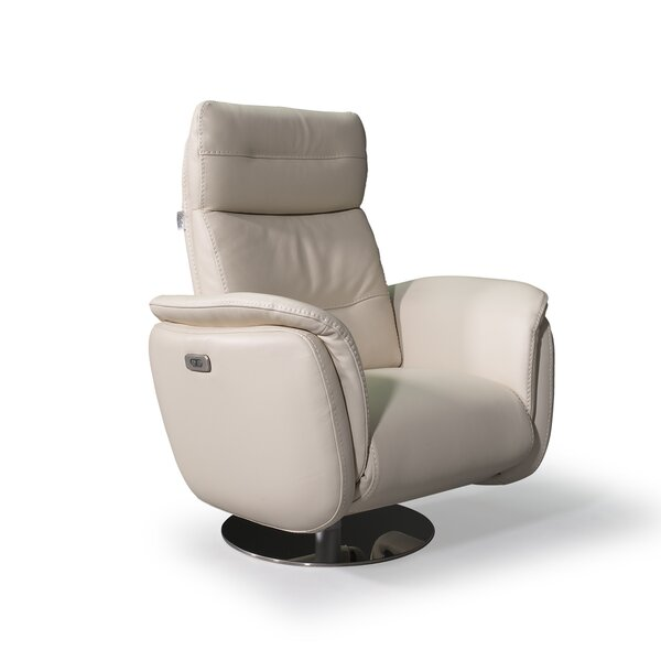 SuLeather Power Recliner