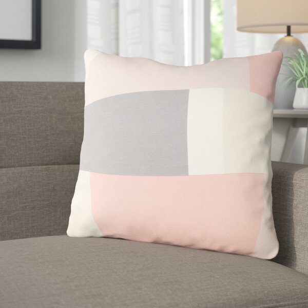 Aberdene Cotton Throw Pillow by Langley Street
