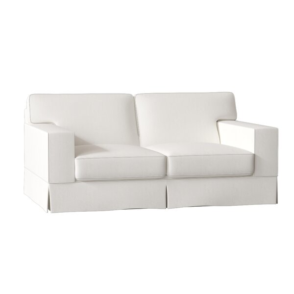 Find Out The Latest Landon Loveseat by Wayfair Custom Upholstery by Wayfair Custom Upholstery��