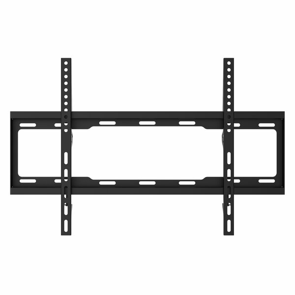 One Large Fixed Wall Mount for 42- 80 Screens by F