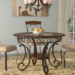 Wren Dining Table by Andover Mills