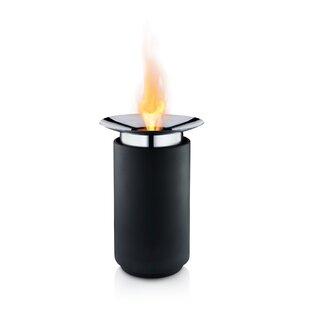 Luna Ceramic Gel Fire column by Blomus