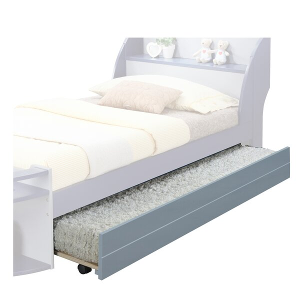 Kutsal Transitional Wooden Twin Platform Bed by Ebern Designs