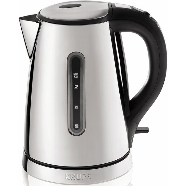 1.7 Ot. Stainless Steel Electric Tea Kettle by Krups