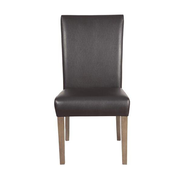 Farhana Upholstered Dining Chair (Set Of 2) By Latitude Run