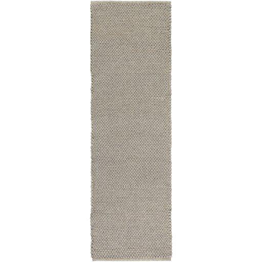 Strafford Flatweave Light Gray Rug