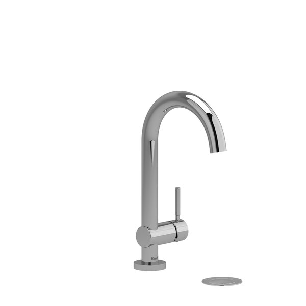 Riu Single Hole Bathroom Faucet with Drain Assembly