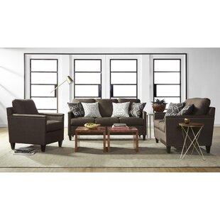 Serta Upholstery Raiford Configurable Living Room Set by Winston Porter