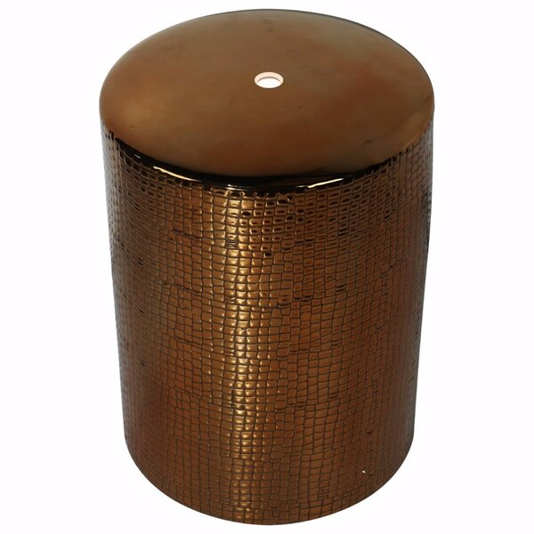 Cruz Enticing Garden Stool by Bloomsbury Market