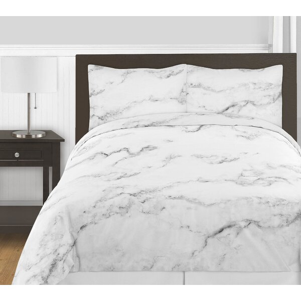 Marble Comforter Set by Sweet Jojo Designs