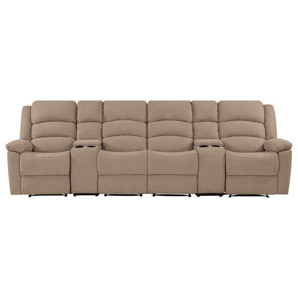 Rondon Reclining Sofa by Red Barrel Studio