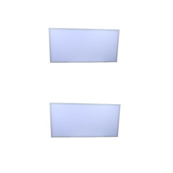 Panel High Bay (Set of 2) by Elegant Lighting