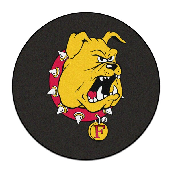 Ferris State University Doormat by FANMATS